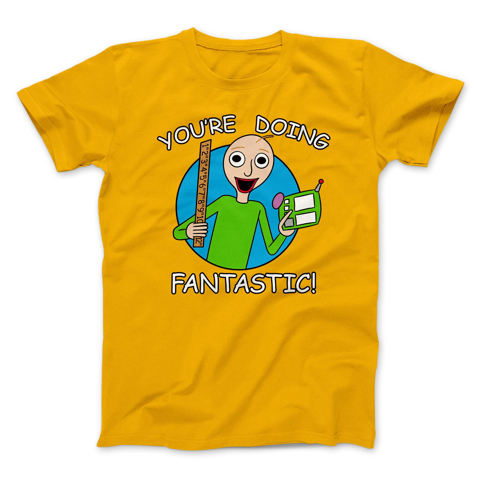 Baldi's Basics - You're Doing Fantastic!
