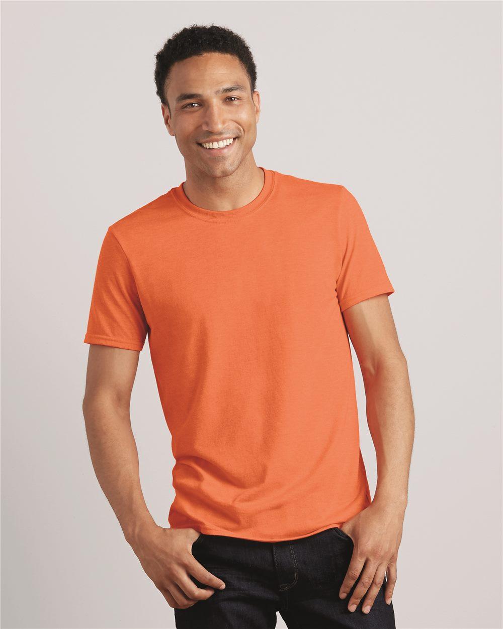 Gildan Softstyle T-shirt - 64000           Starting at $3.50 - Blank - 13 Colors