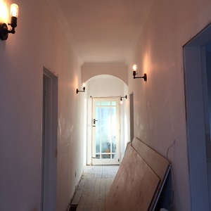 Welcoming Hallway