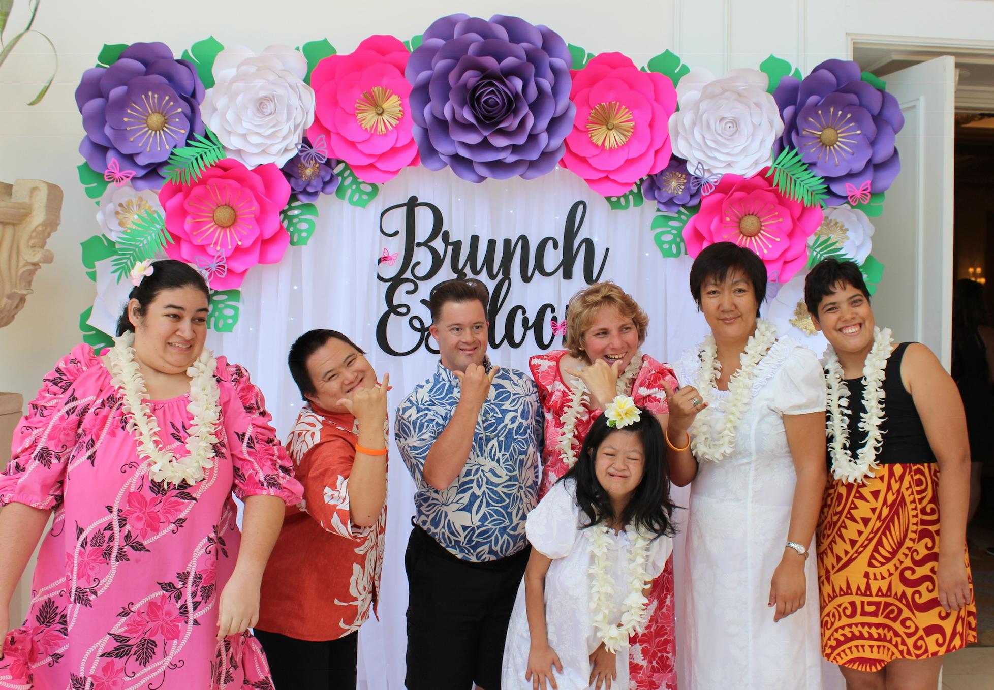 Easterseals Hawaii, Brunch and Bloom