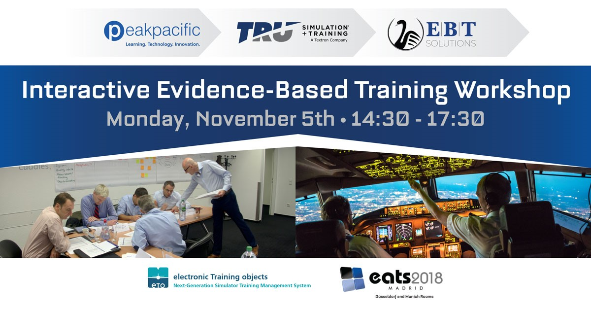 EATS 2018 EBT workshop
