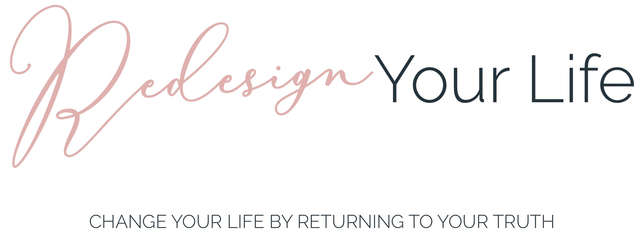 Redesign Your Life With Rebecca Packard