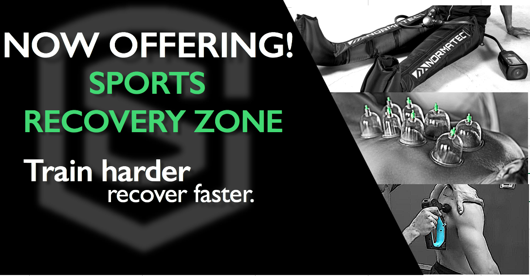 Chiro|Sport Sports Recovery Zone | Omaha