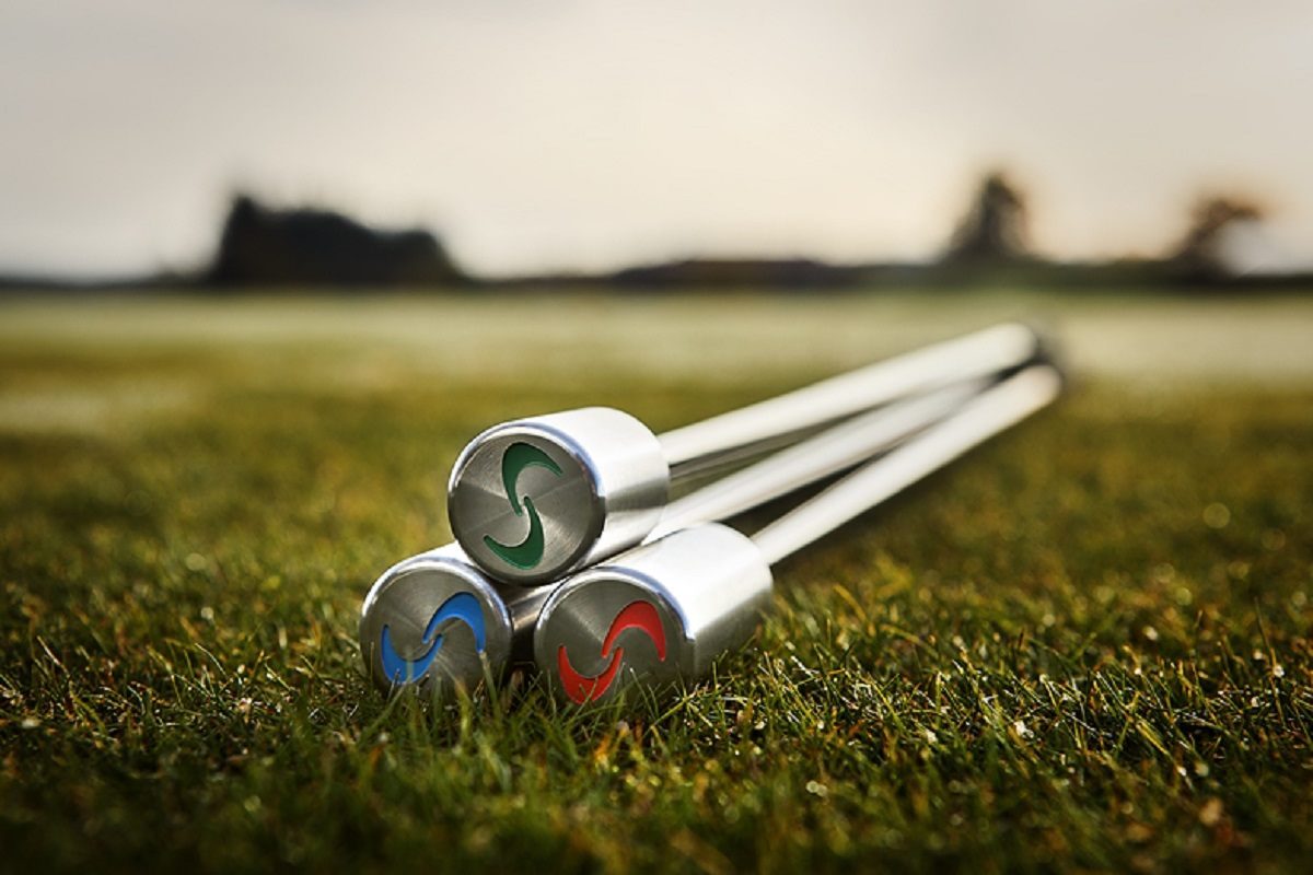 The SuperSpeed Golf set and 6 weeks of programming will be included with your purchase.