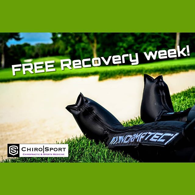 🏌️Omaha Golfers!🏌️ . The @kornferrytour is back in town for the @pinnbankgolf Championship!☑️ . Go watch them and cheer on our local favorites! After --  try out our Recovery devices.👌 . NormaTec Compression massage helps facilitate relaxation and improve fluid movement in the extremities!🤯 . Hypervolt Vibration massage feels great! Calm those muscles down from all that. 🏃 . Cupping! If you haven't tried it, now is your chance! Similar to massage but lifting and pulling vs pressing into tissues. . Check bio for link to contact info.