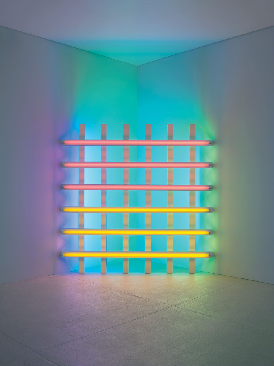 Dan Flavin   Untitled (in Honor of Harold Joachim) 1977
