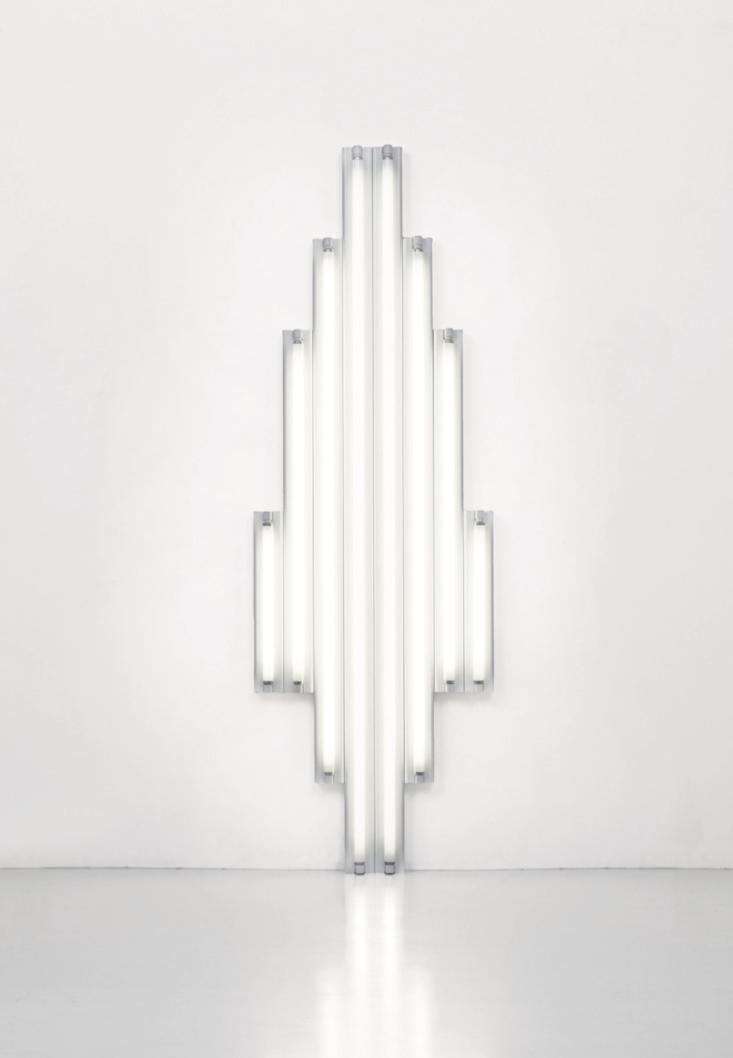 Dan Flavin   Monument 1 For V. Tatlin, 244 cm, 1964