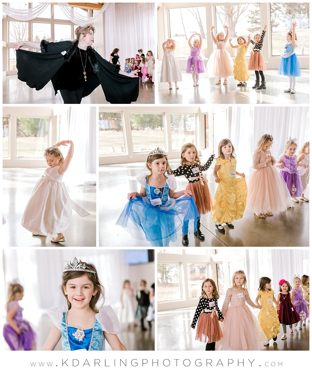 Princess dance lessons at pear tree estate