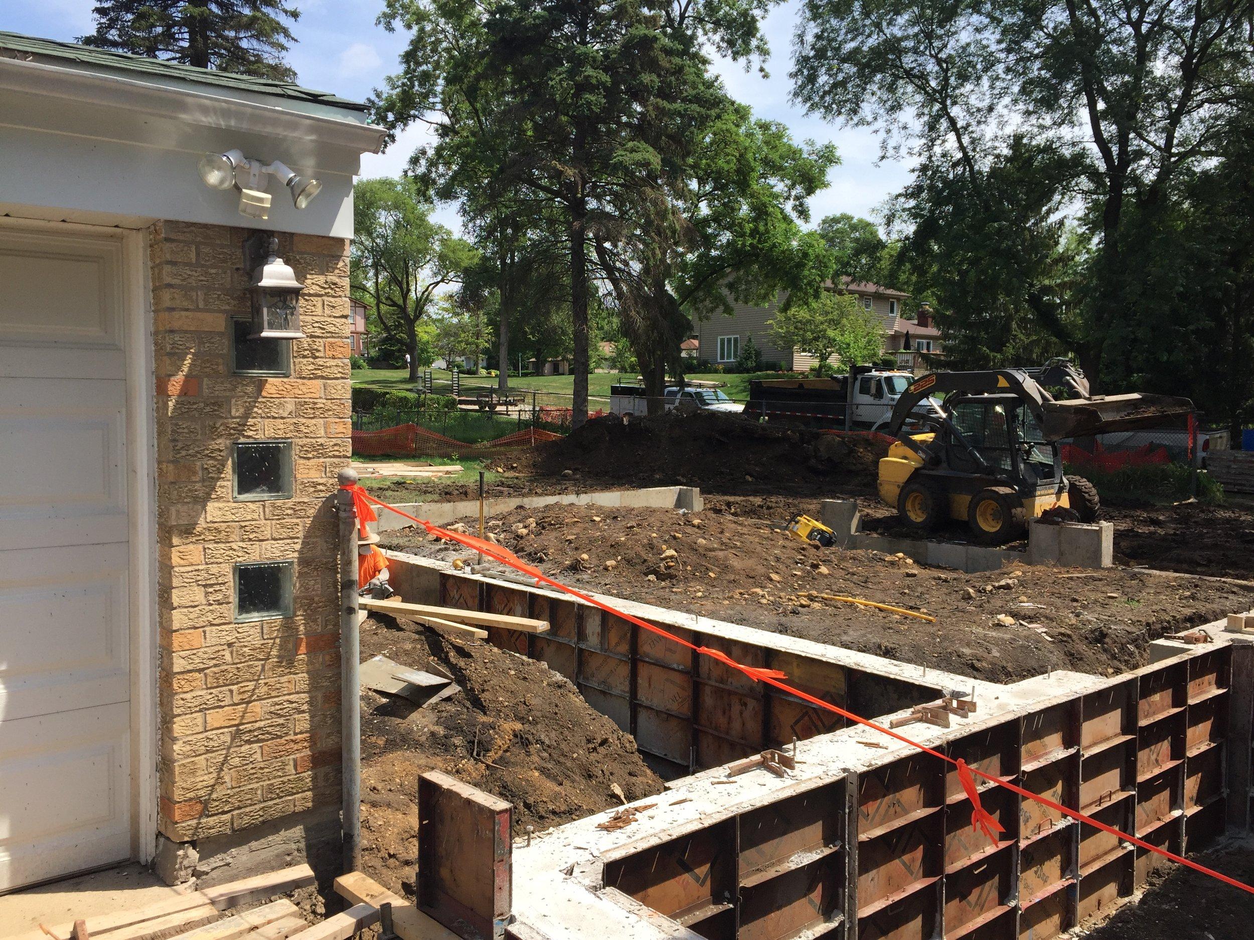 Foundation - Concrete