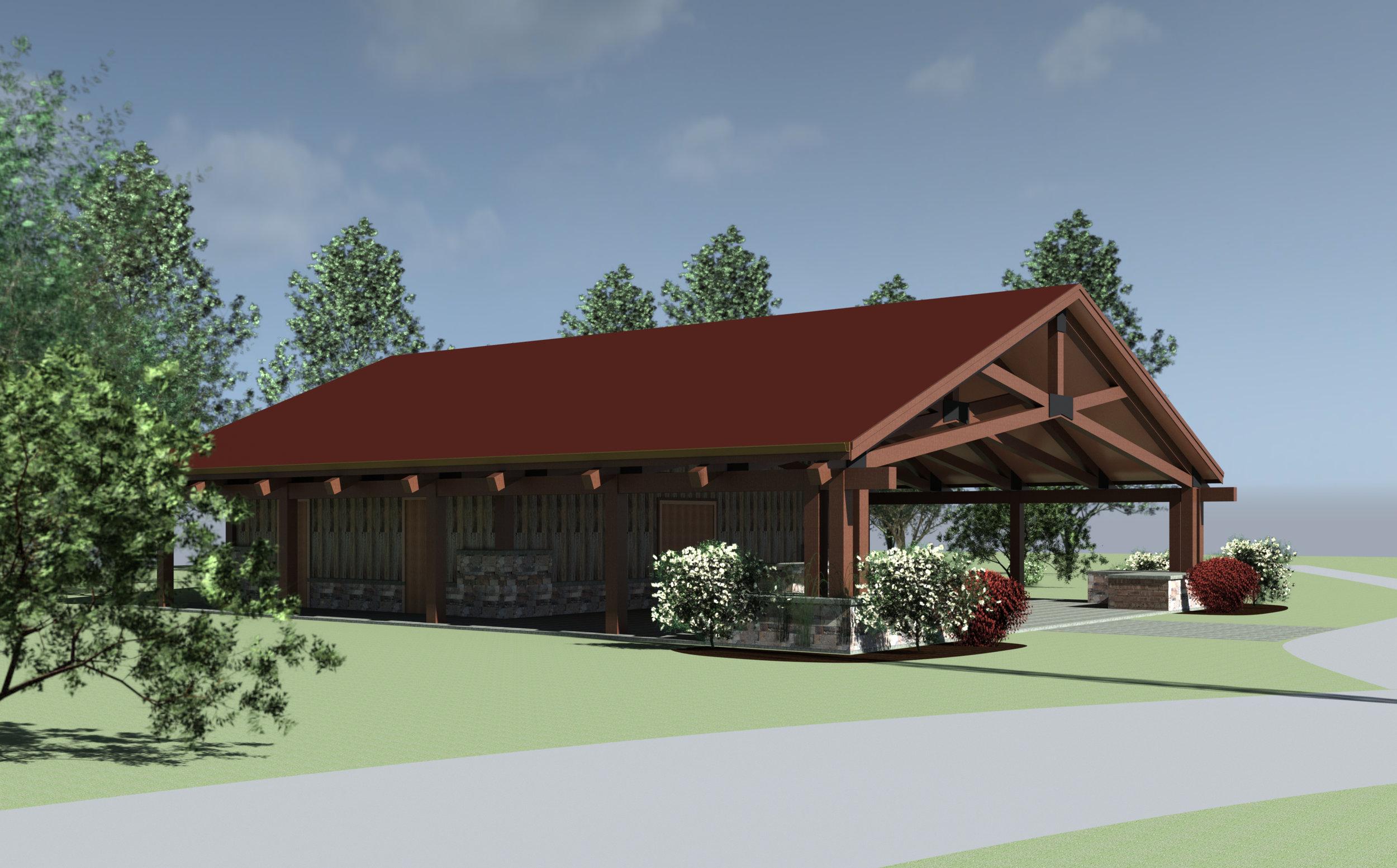 Glenhaven - Pavilion
