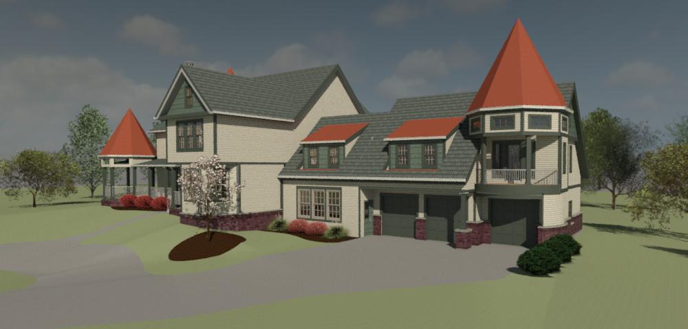 Burr Ridge - Classic Estate