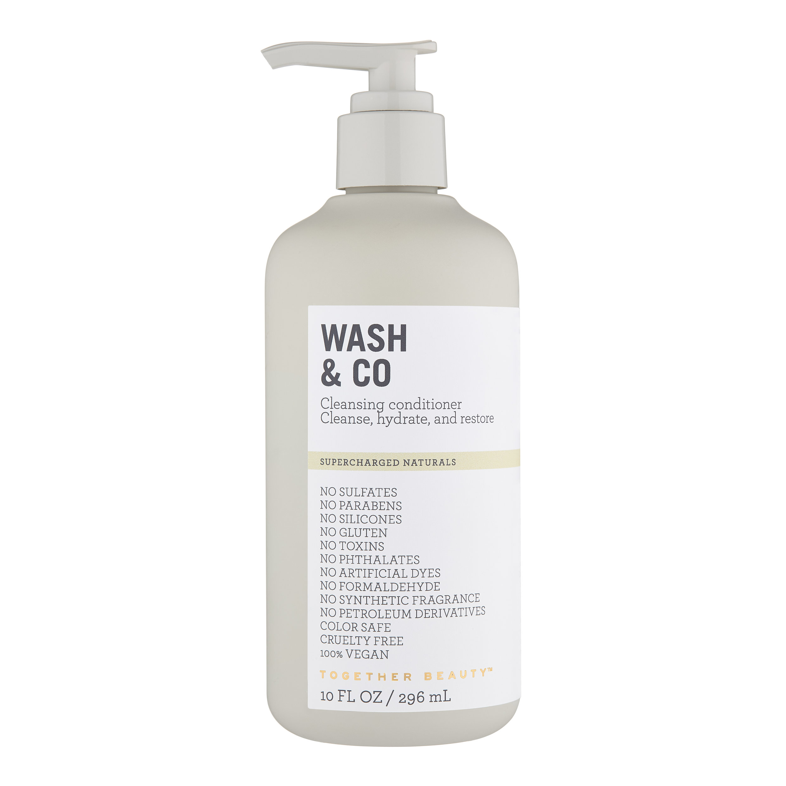WASH & CO - Cleansing conditionerCleanse, hydrate, and restore