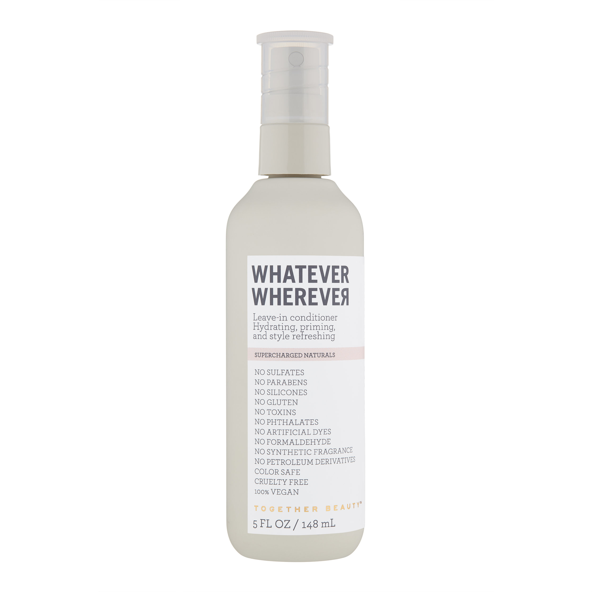 WHATEVER WHEREVER - Leave-in conditionerHydrating, priming, and style refreshing