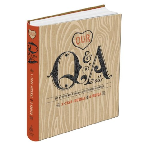 Couples Q&A Book