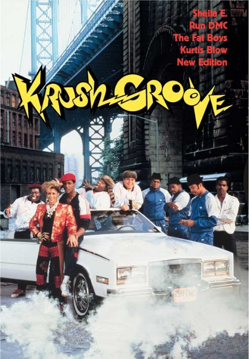 Krush Groove movie poster. Source: SoulTrain