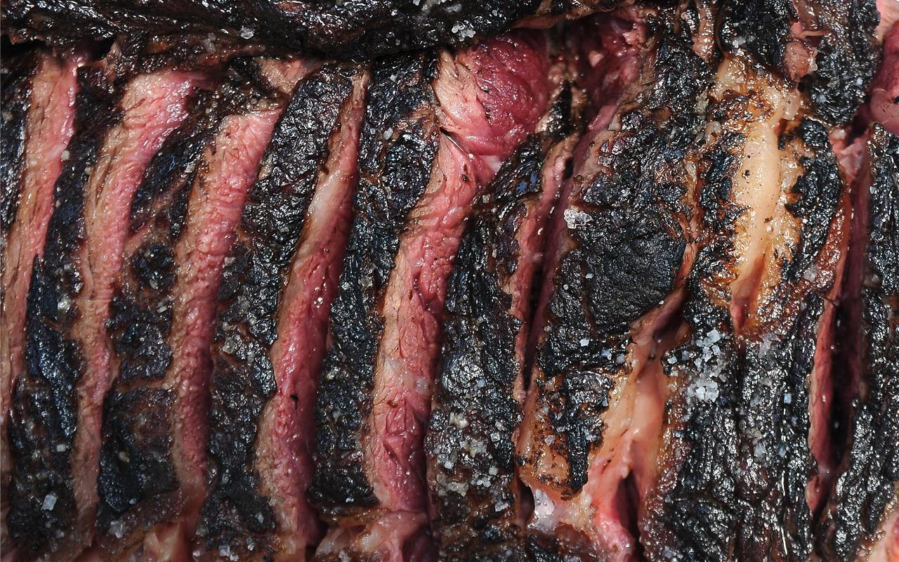 That little bit of beef Alan's talking about it.Source: Extebarri