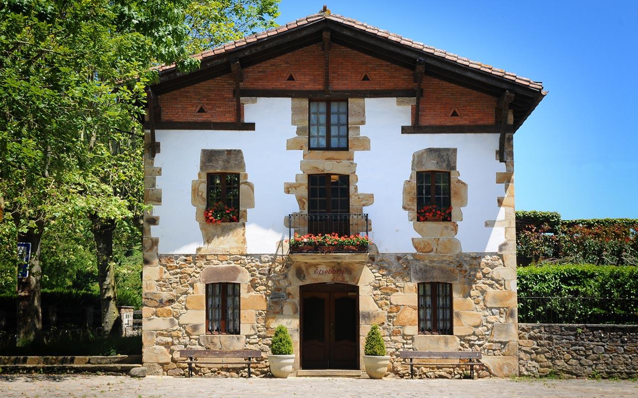 The restaurant itself: Extebarri. Source: Extebarri