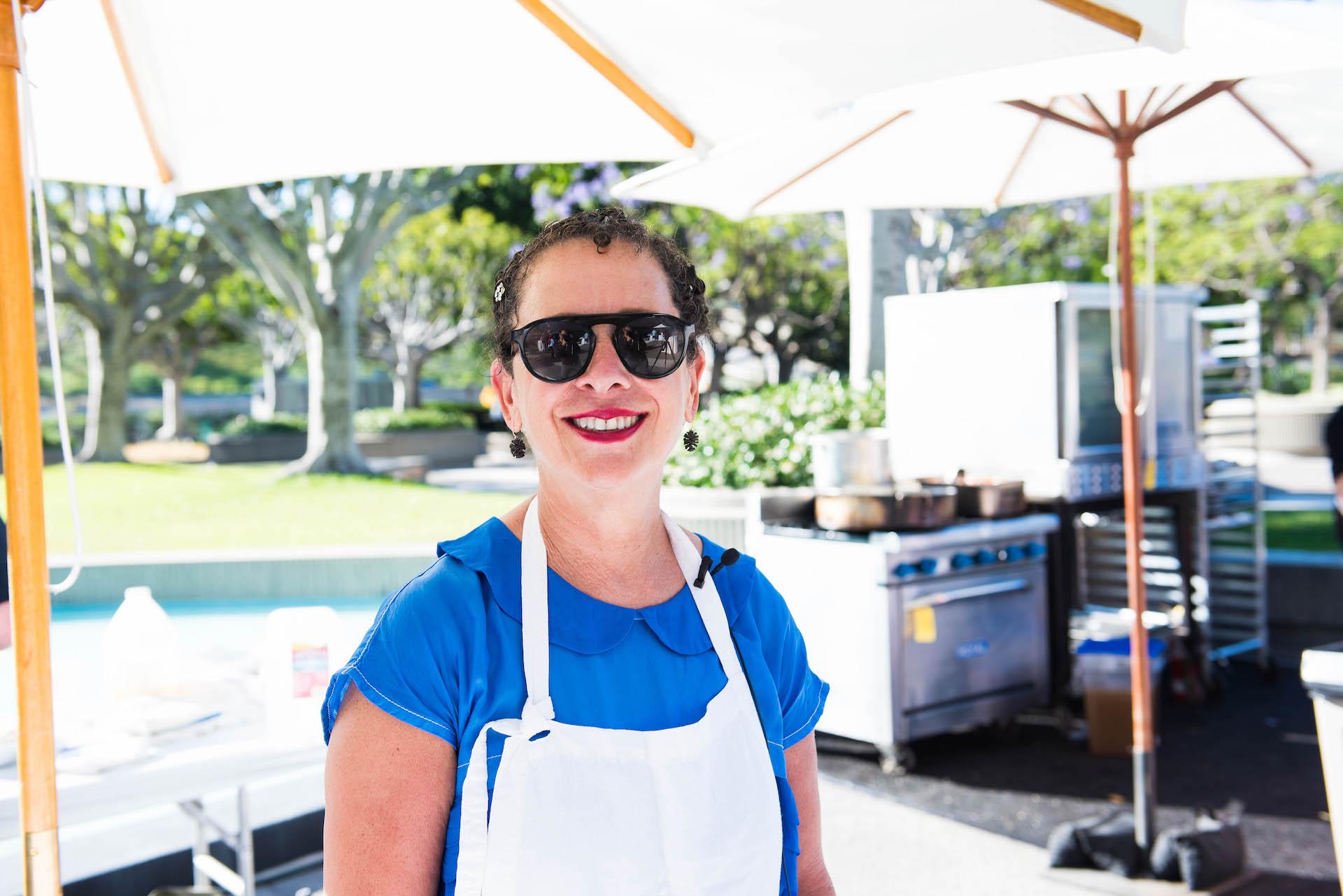 Nancy Silverton, chef and owner of Pizzeria Mozza, Osteria Mozza, and chi SPACCA.