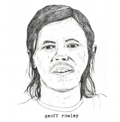 Tony's portrait of Geoff Rowley. Courtesy of Tony Hoang.