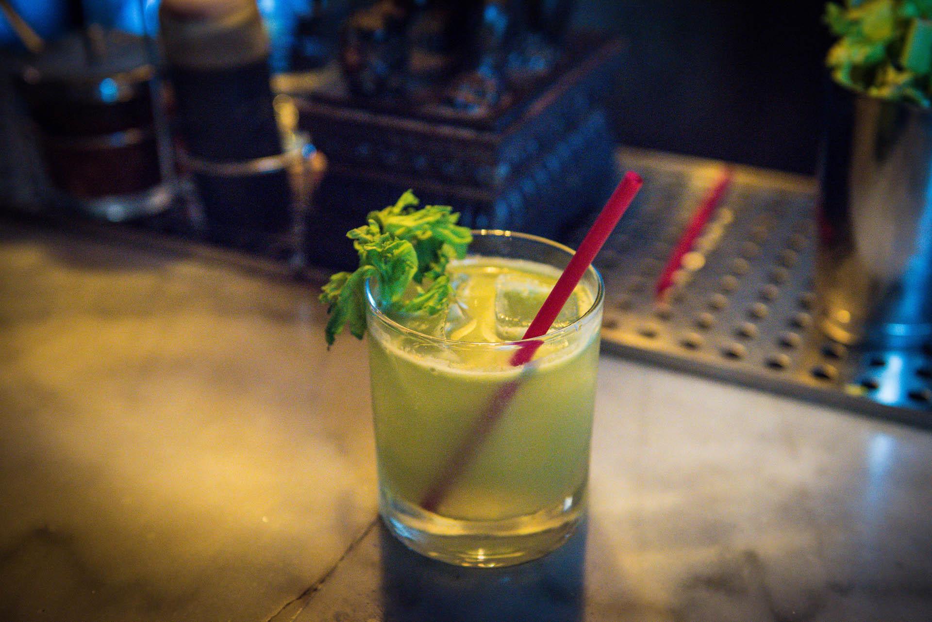 The Liquid Jade.