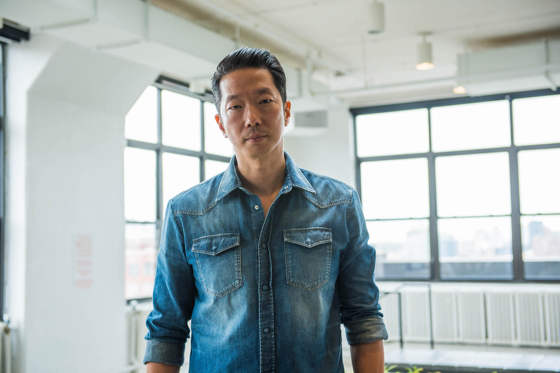 Giant Robot interviews David Lee at the Squarespace headquarters in Greenwich Village, New York City.