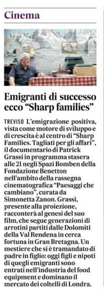 Il Gazzettino | 8 novembre 2017