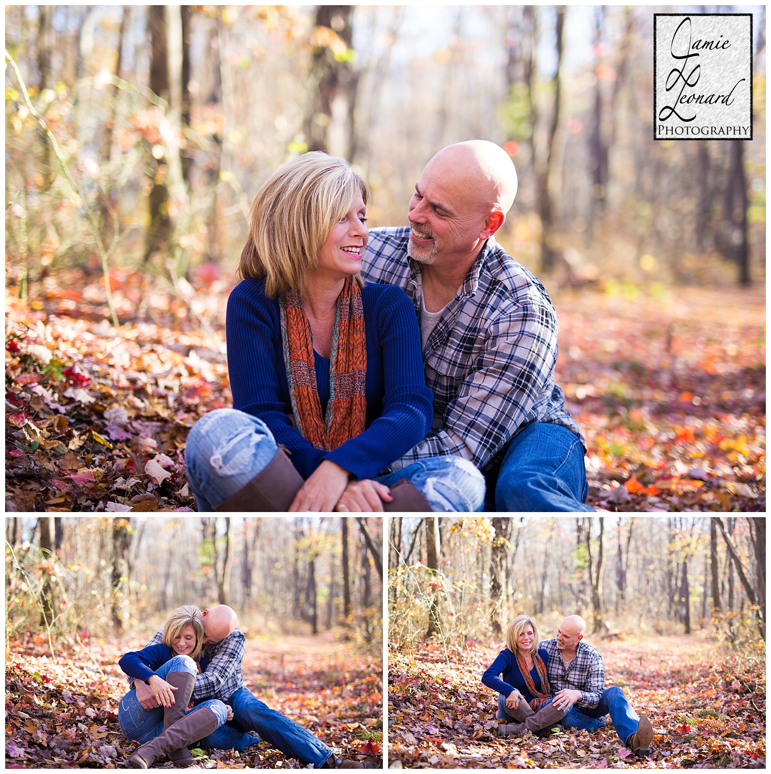 couple session, jamie leonard photography, fall session, engagement