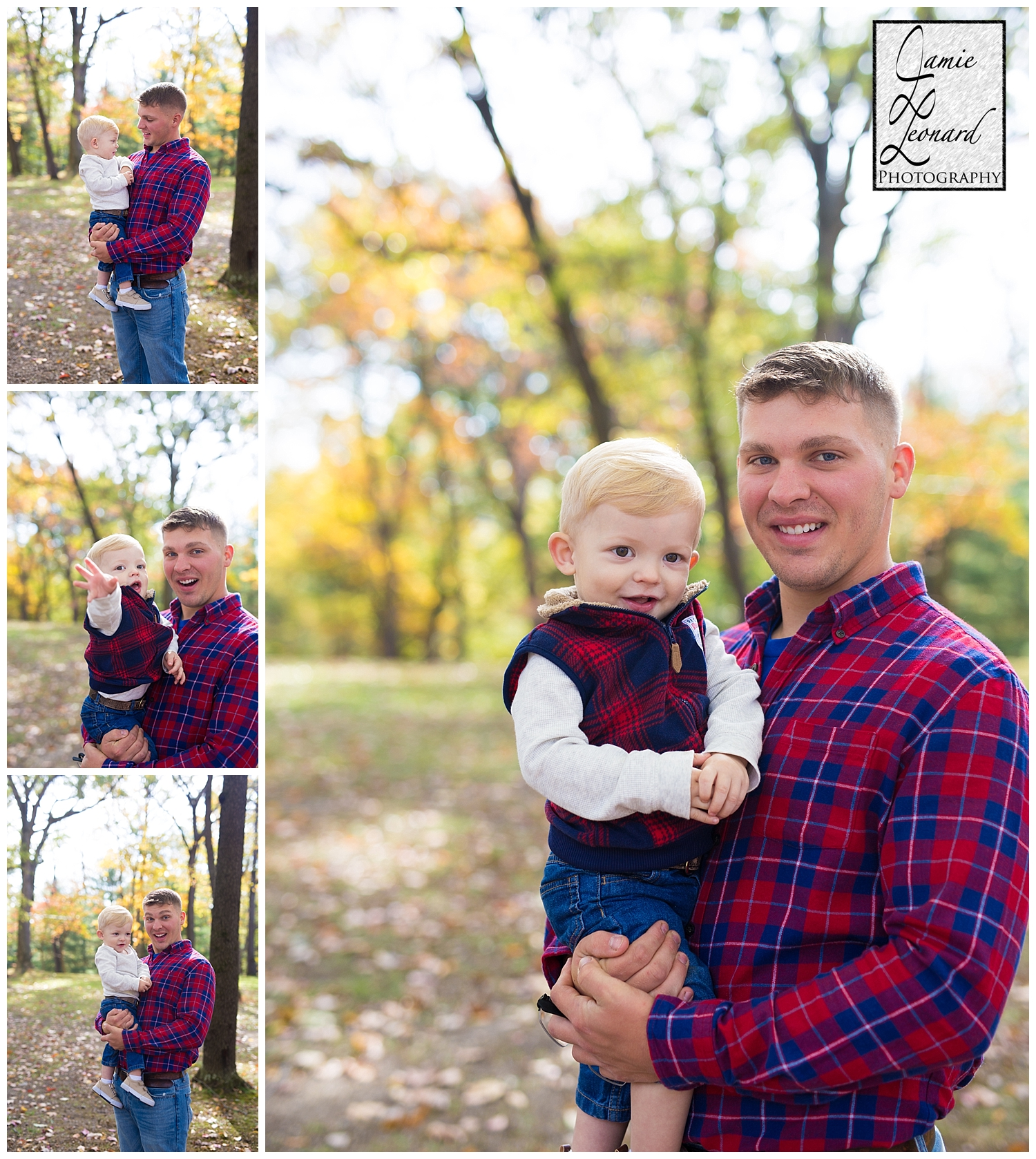 family session, jamie leonard photography, fall session