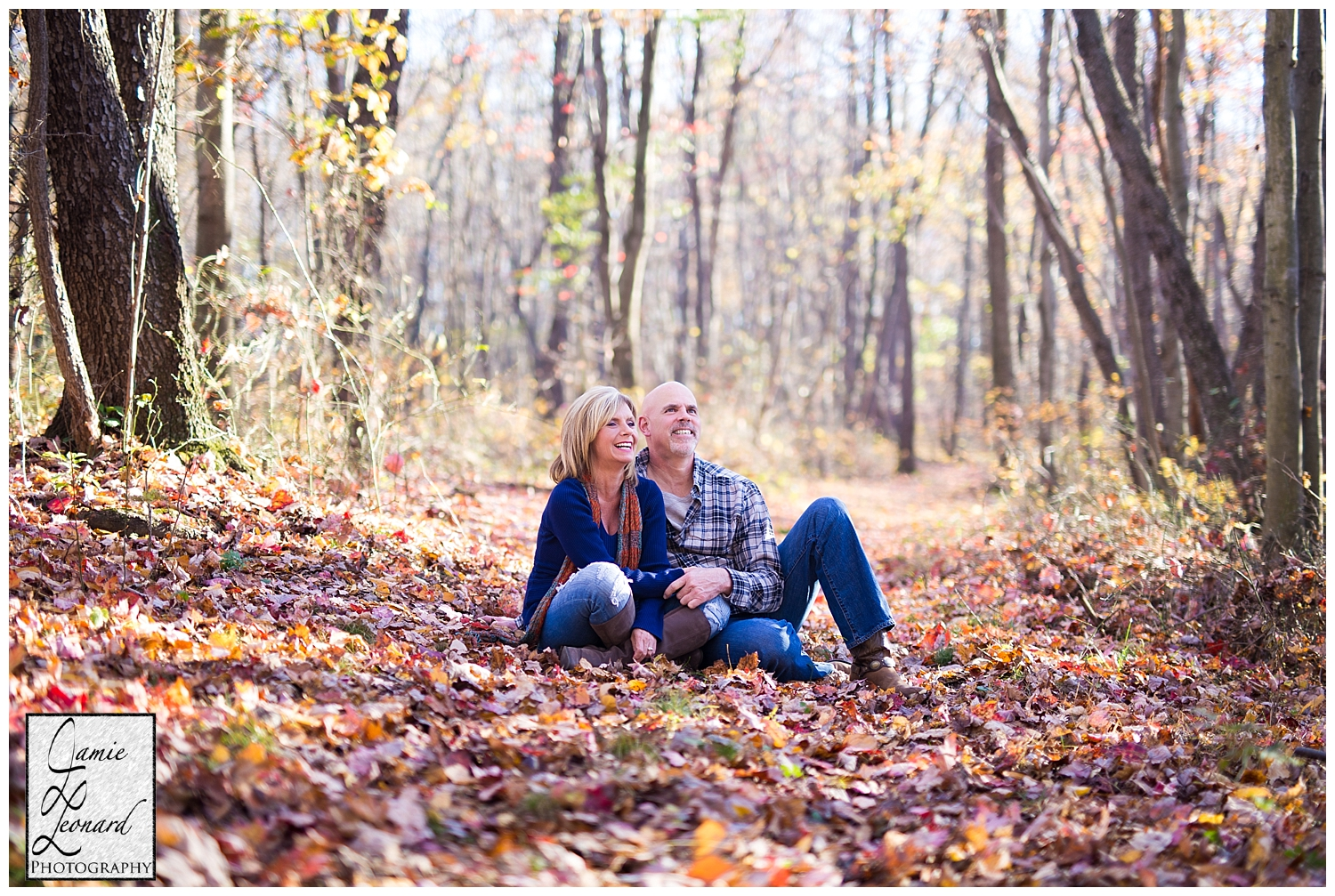 couple session, engagement, fall session, jamie leonard photography, pennsylvania photographer