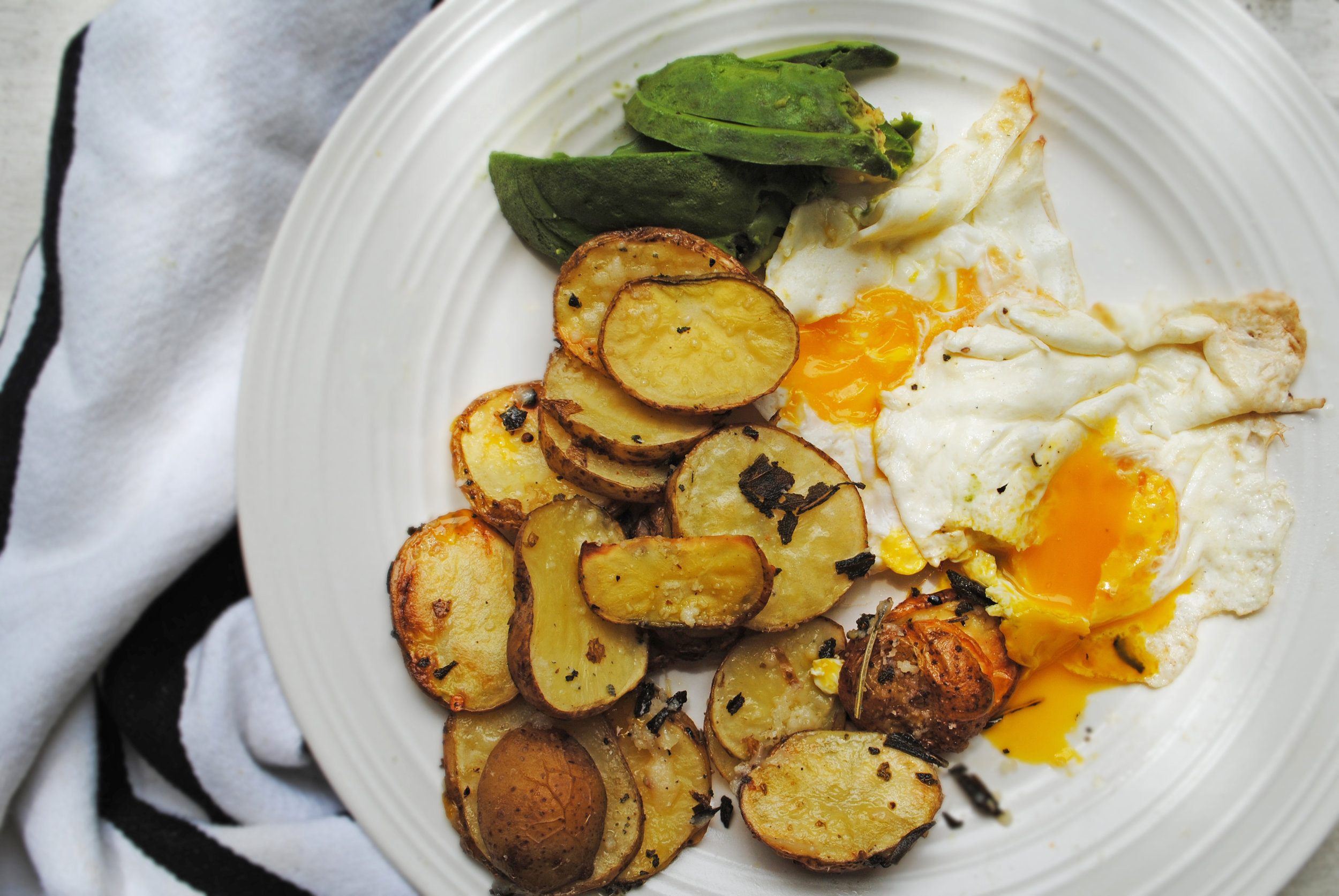 Anytime Breakfast Potatoes
