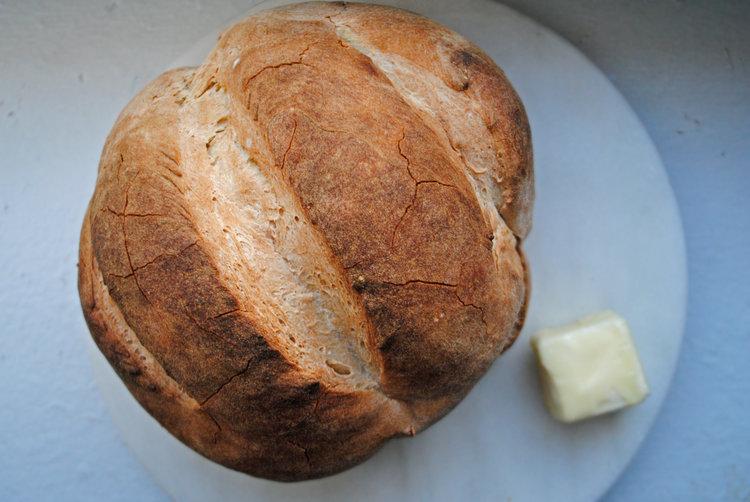 Four-Hour Homemade Bread