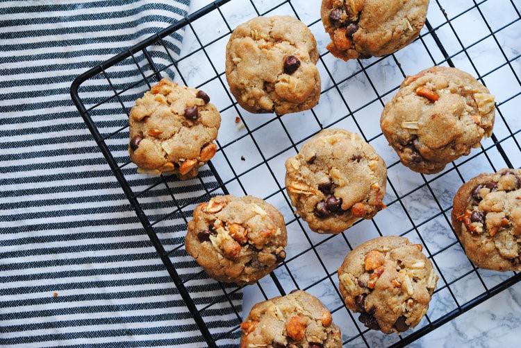 Vegan Munchies Cookies