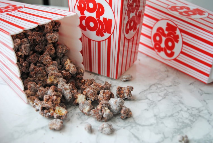 Popcorn Puppy Chow