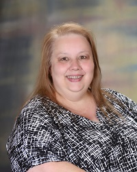 Financial Secretary  Angela Goodman - B.A. Phillips Community College