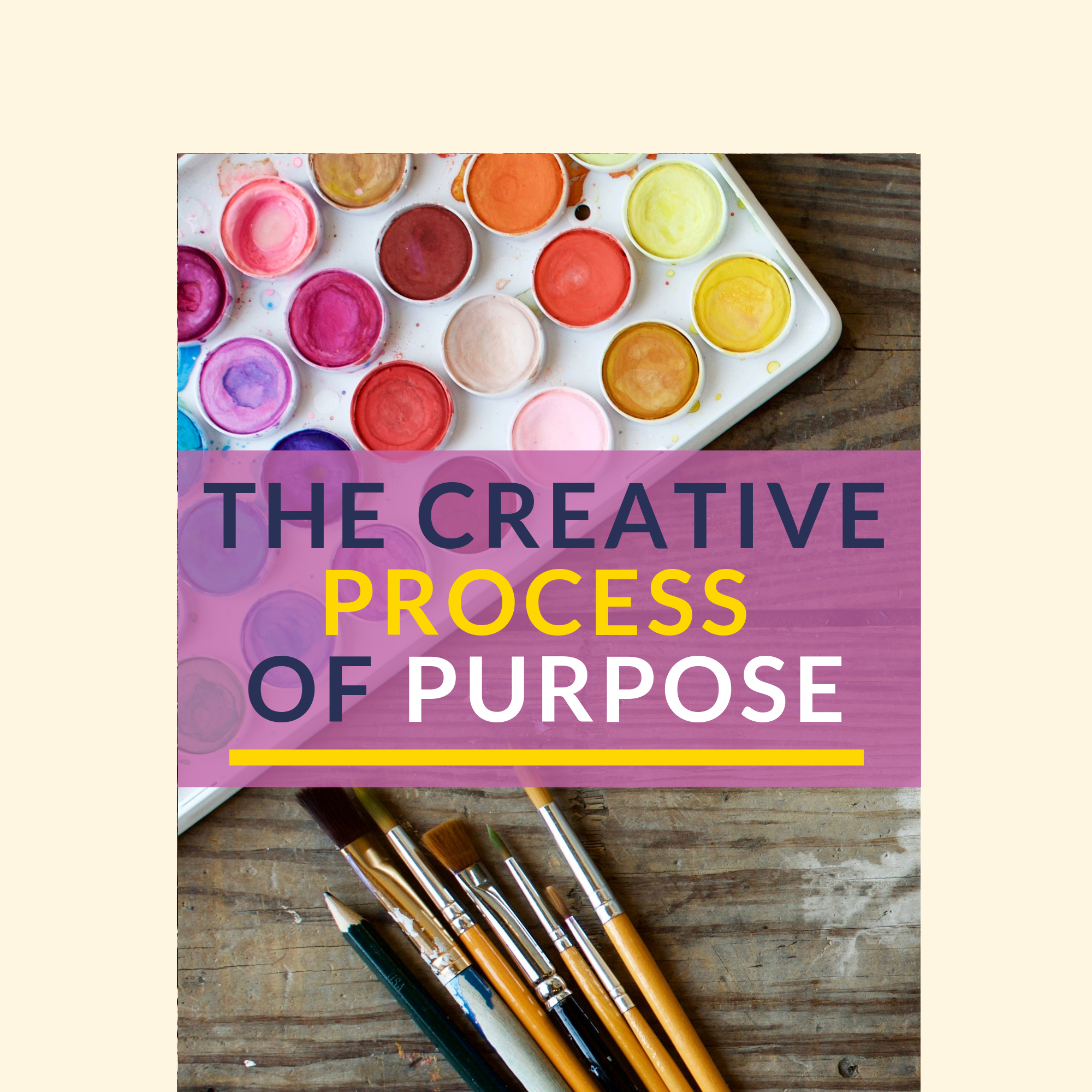 The Creative Process of Purpose