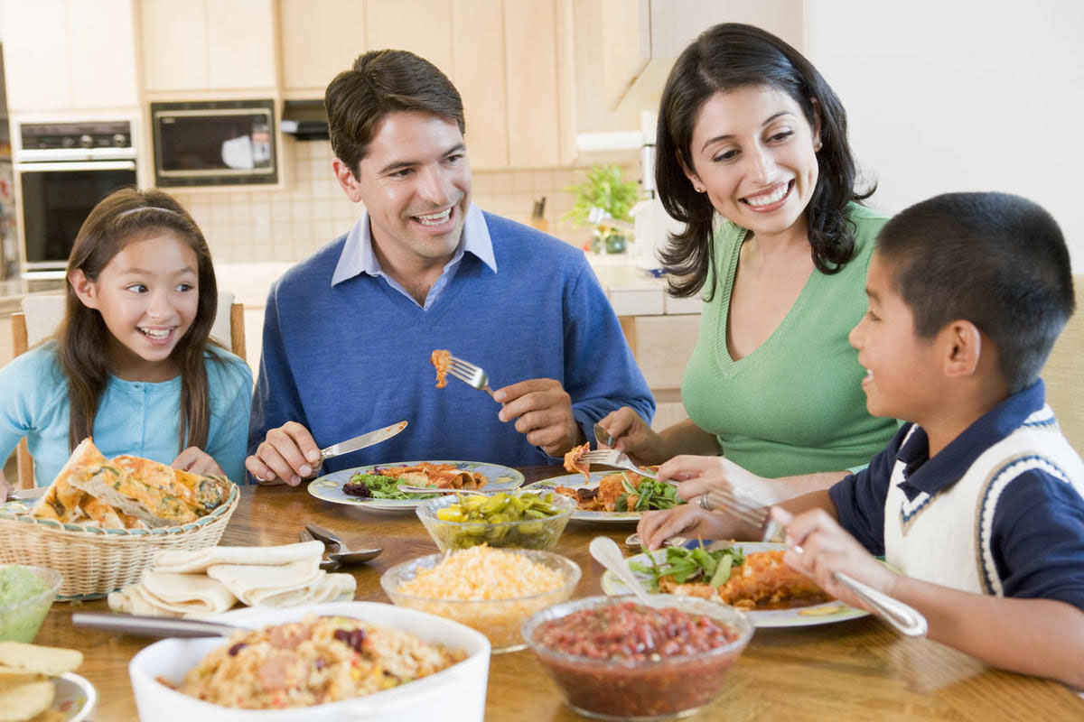 Family functions and holidays can bring out the worst in everyone.  COURTESY OF  DESSERET NEWS