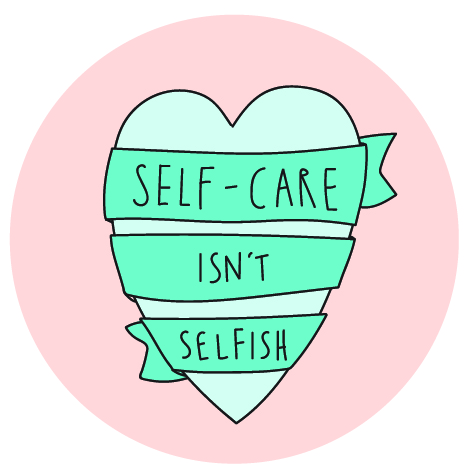 Courtesy of weheartit.com   Remember that taking time for yourself is important.