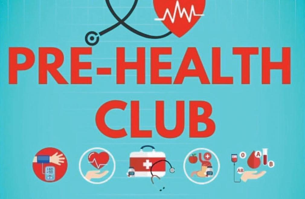 COURTESY OF  PRE-HEALTH CLUB