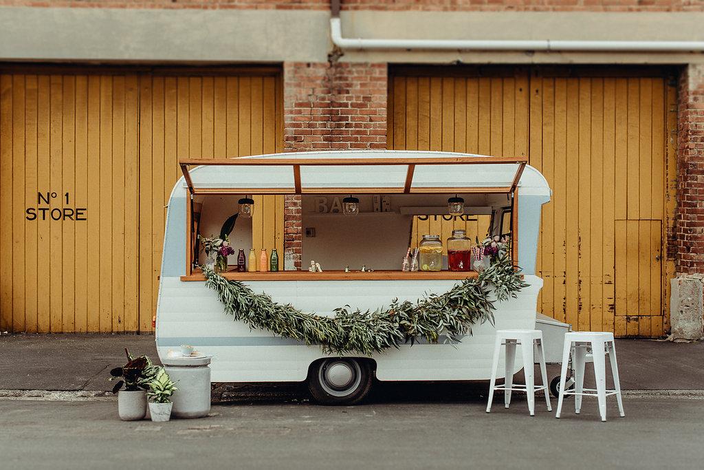 Caravan Bar for Hire, Otago