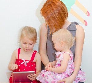 Limited, Supervised Screen Time Can Be Beneficial for Young Children by Paul Simeone