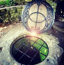 Chalice Well, to drink the healing waters; where it is said, Joseph of Arimathea, hid the Holy Grail.
