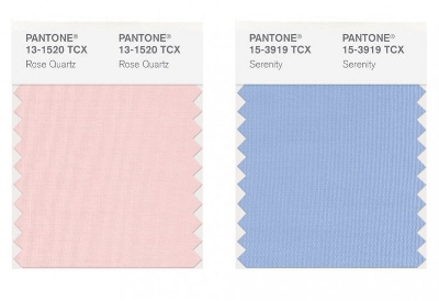 Pantone 2016 colors of the year