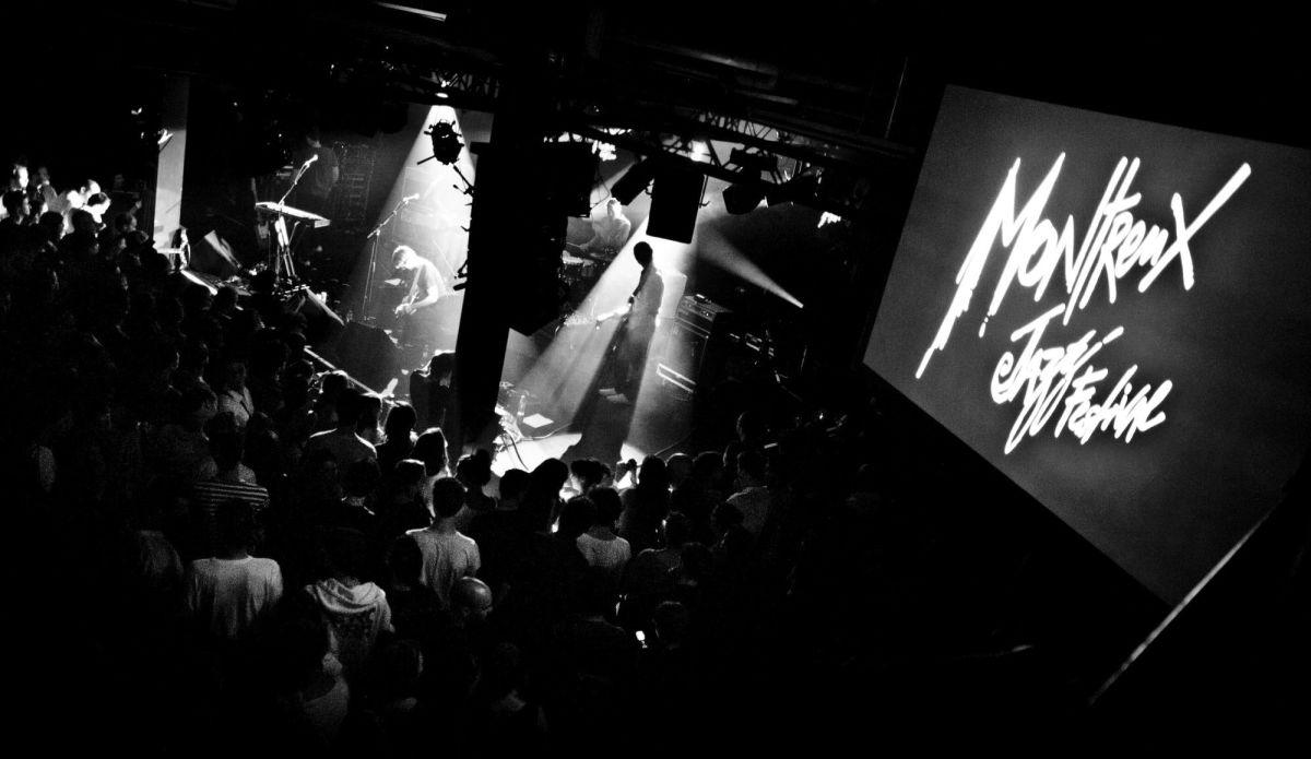 Montreux Jazz - Montreux