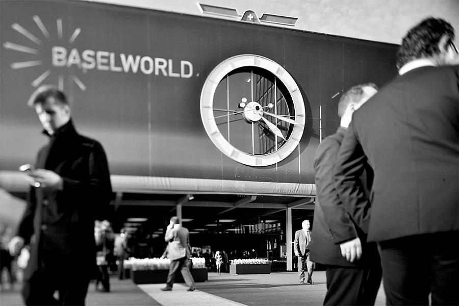 Basel World 2017 - 23 - 30. March 2017