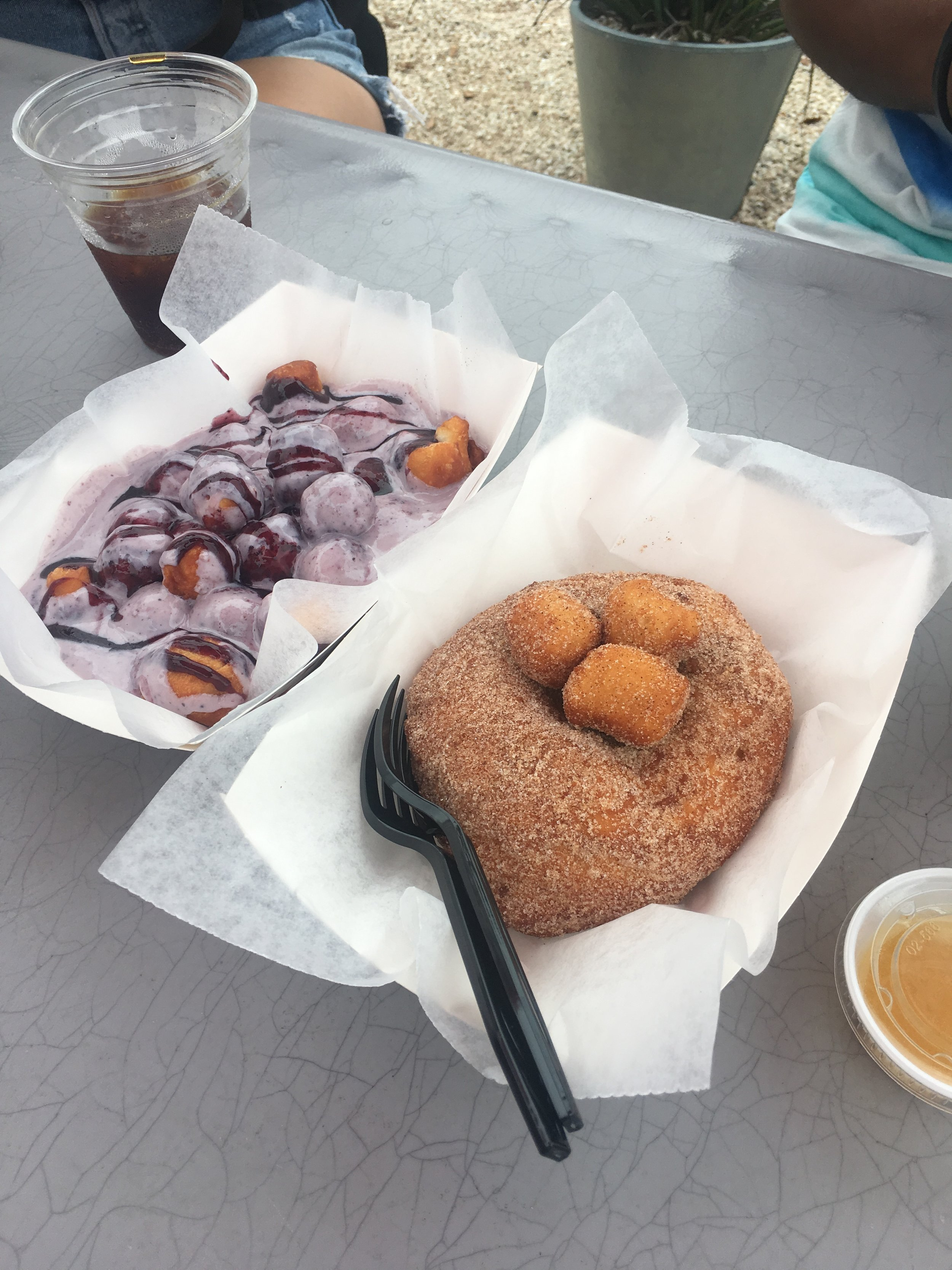 Donuts from dog-friendly Gordough's in Austin, TX | Watson & Walls