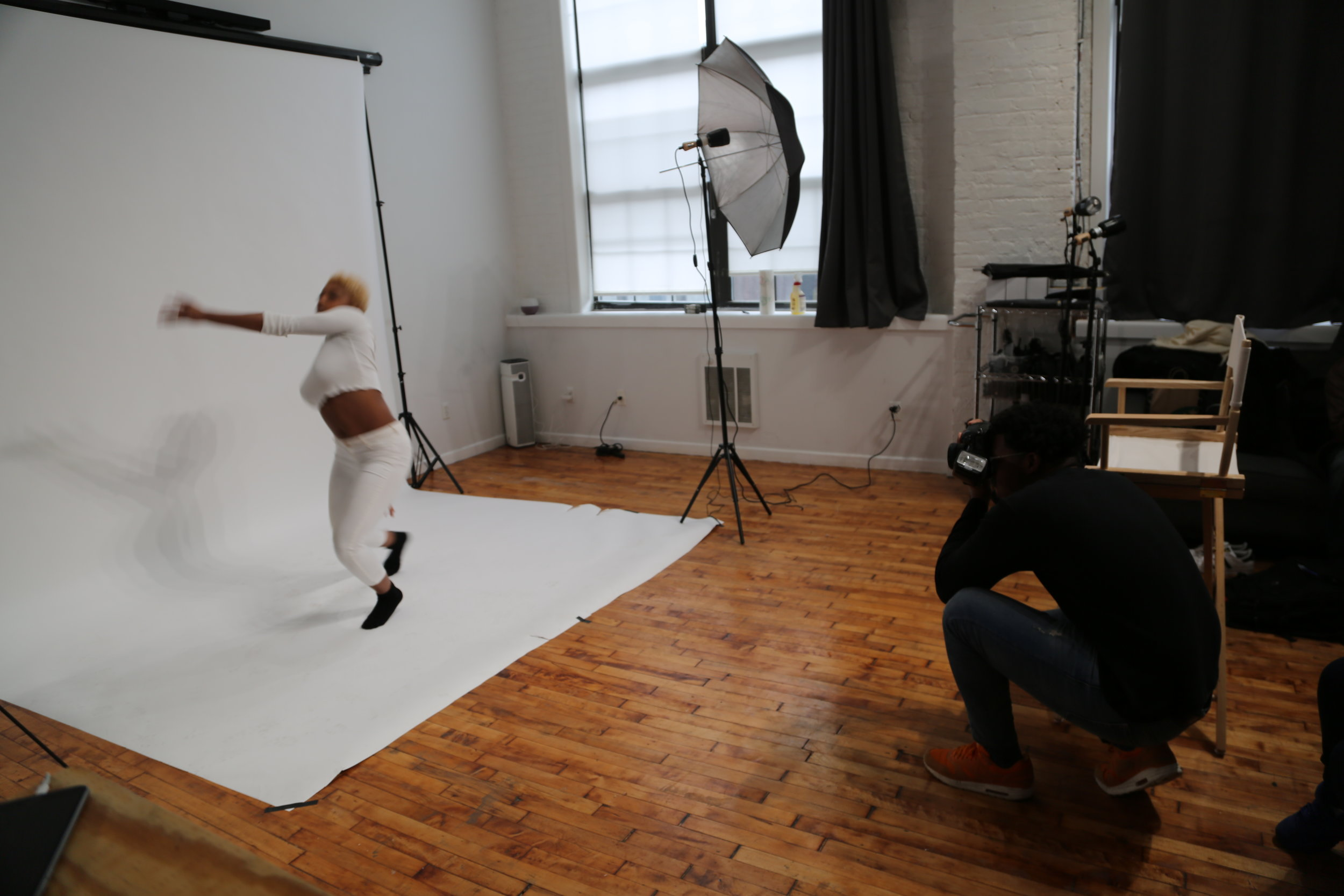 PHOTO SHOOT -