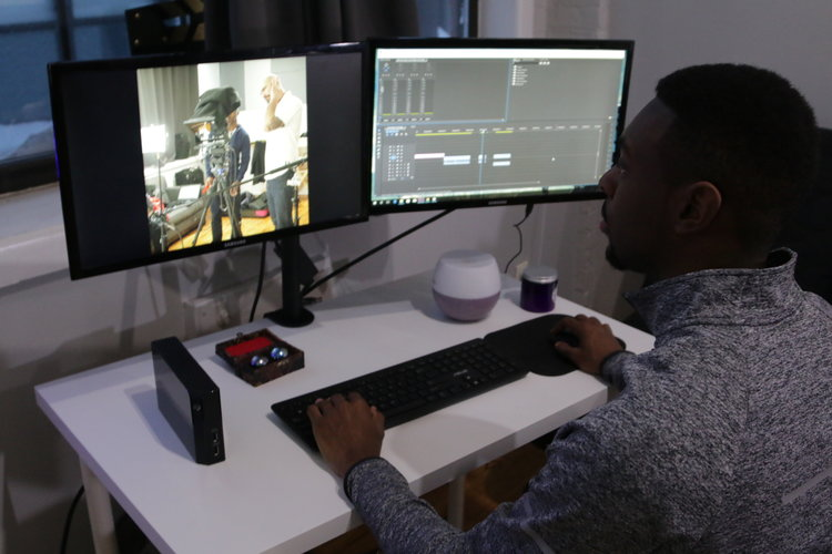 Video Editing   Audio Mixing