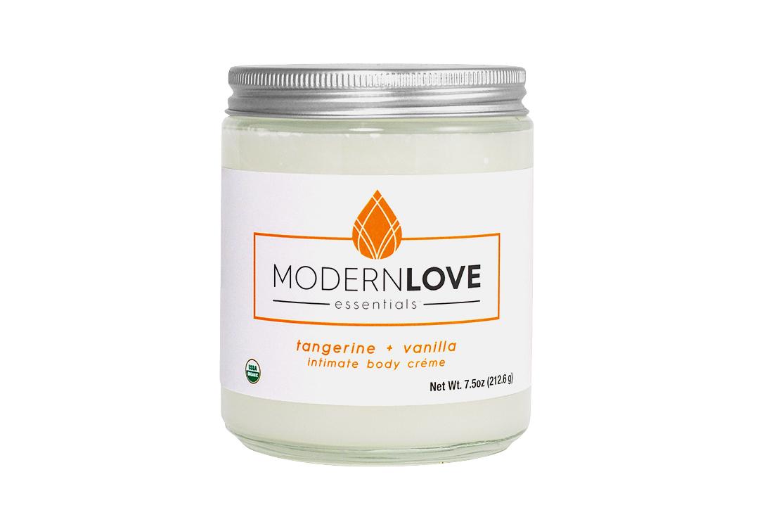 Intimate Body Cream Natural • Organic • Cruelty-Free