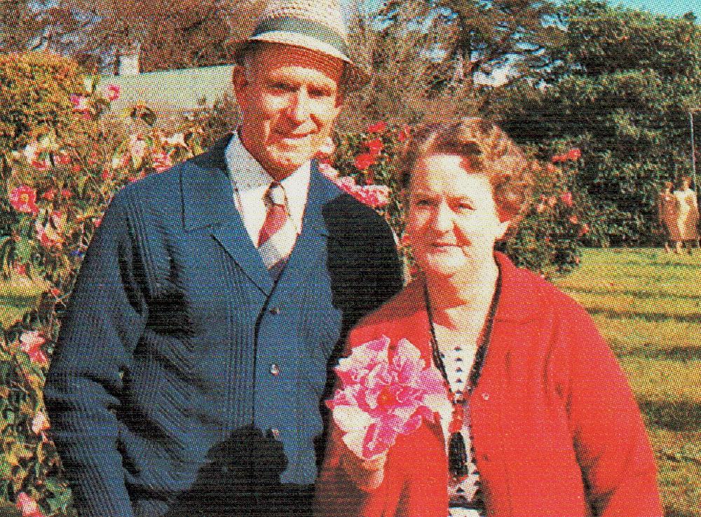 Edgar & Beryl Sebire