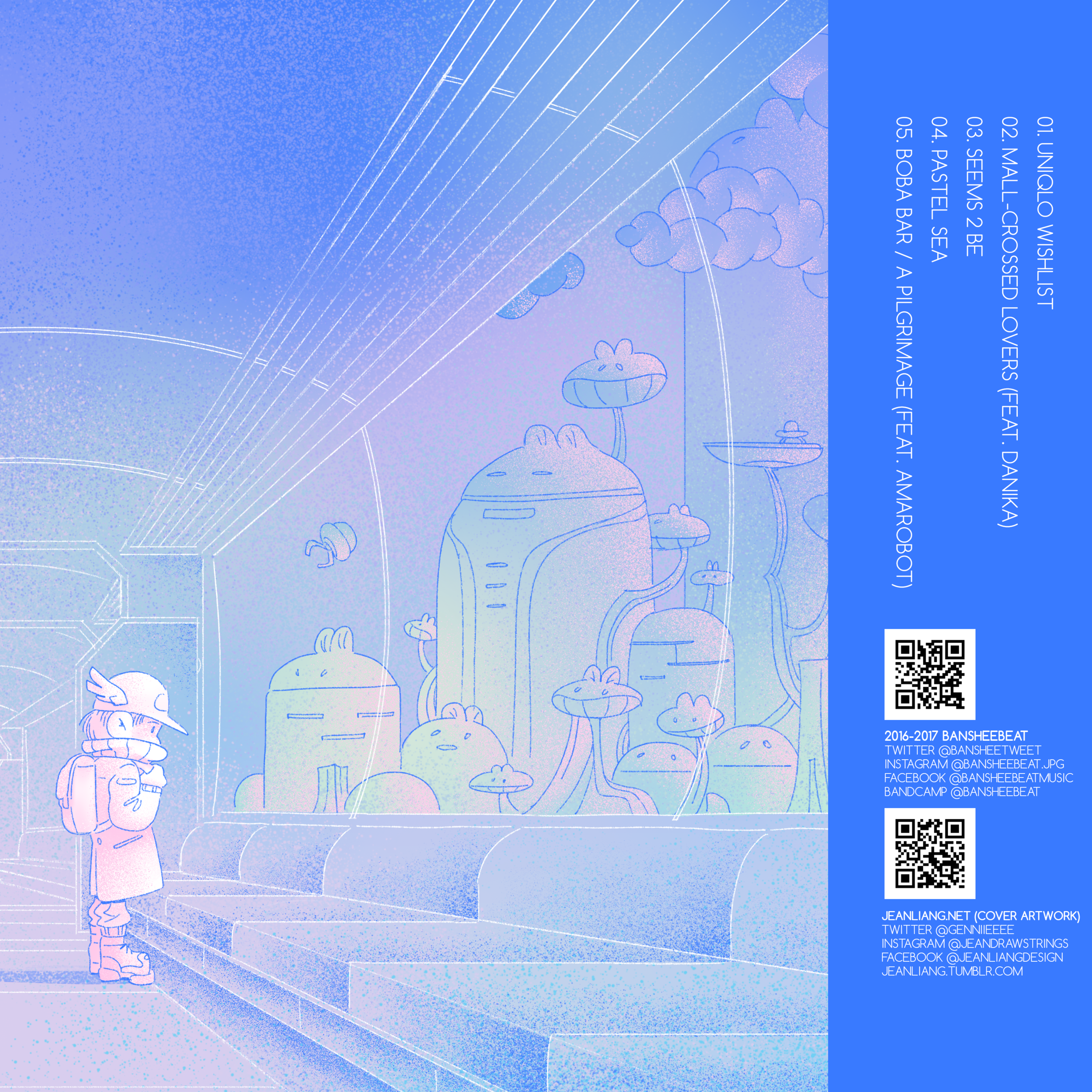 """Techo Deluxe"" Back Cover"